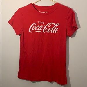 Coca Cola | Red T-Shirt